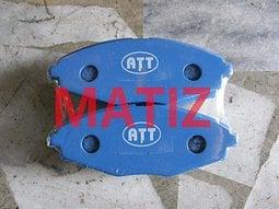 大宇 台塑2號 MATIZ 前來令片 前煞車來令 前煞車皮 前碟來令 各車系煞車盤 歡迎詢問