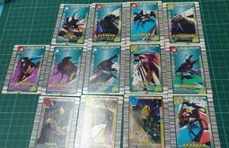 舊甲蟲王者 12彈 普卡(非全套