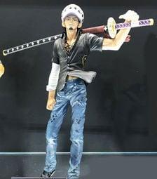 正版 海賊王 公仔 航海王 SMSP 羅 海外限定 景品 BWFC 造形王 頂上決戰 pop 一番賞 ZERO MSP