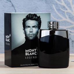 Montblanc 萬寶龍 Legend星辰傳奇經典 男士香水100ml 清新神秘香水 萬寶龍香水 男性香水 男友禮物