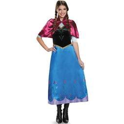 現貨新款尾牙成人冰雪奇緣女公主裙安娜連衣裙子艾莎禮服裙cos服裝