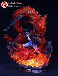 [ML] [GK預購] Art Realm Studio 海賊王 雙重共鳴—火龍薩博 薩波